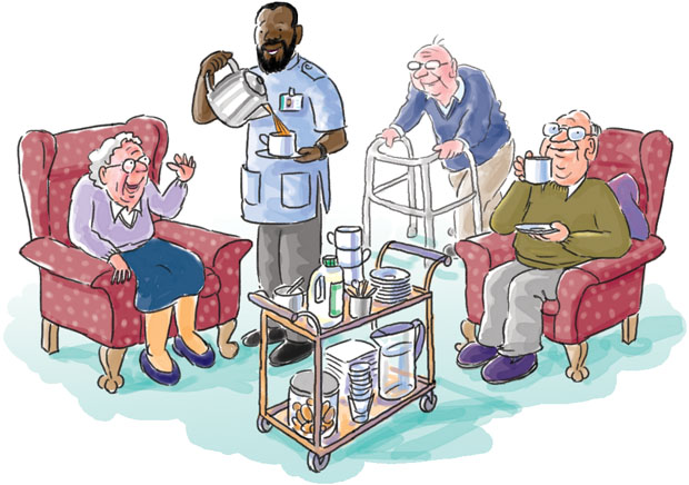 the recruitment and training of elderly Training & events events  which report on elderly care - a recruitment industry perspective  which report on elderly care - a recruitment industry perspective.